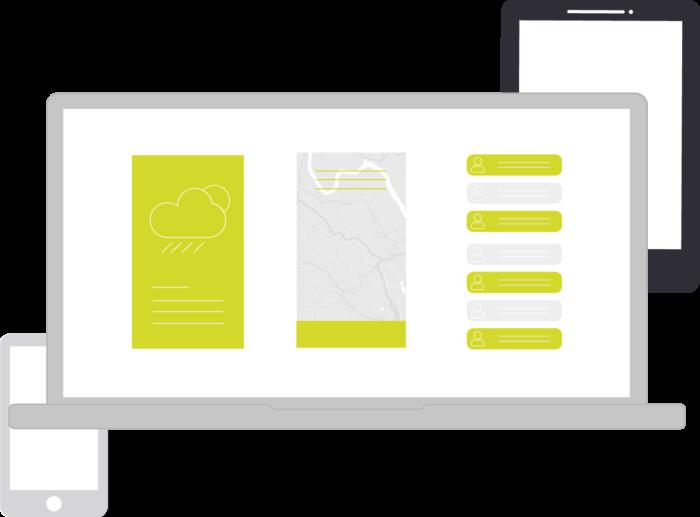 LEMONTEC kümmert sich um die Webprogrammierung diverser Web Apps