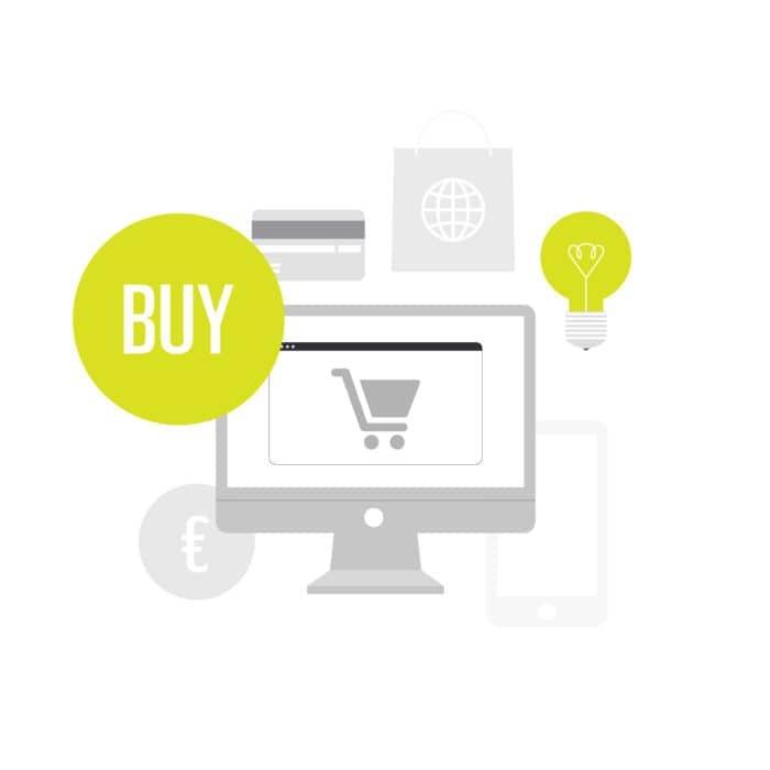 Warum benötige ich einen Online Shop? Antworten darauf finden Sie im LEMONTEC Blog