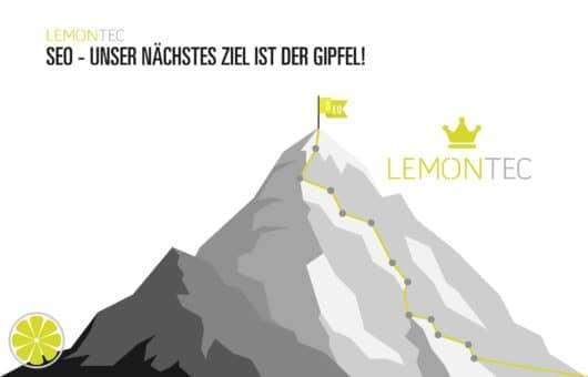 Wir sind in den Top Ten bei Werbeagentur Oberösterreich